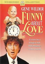 Funny About Love ~ Gene Wilder Mary Stuart Masterson ~ DVD WS ~ FREE Shipping