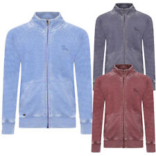 Mens Tokyo Laundry Jasperville Funnel Neck Zip Up Casual Sweatshirt Size S-XL
