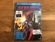 deadpool collectors edition Blu-Ray Uncut Deutsch - Neu
