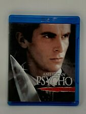 American Psycho (2000) Blu-Ray Buy 5 Get 1 Free! Pay $3 Shipping Once!