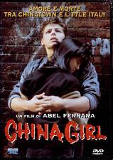 CHINA GIRL (Abel Ferrara) - DVD NUOVO E SIGILLATO, PRIMA EDIZIONE, NO EDICOLA!