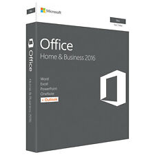 Office Home & Business 2016 2MAC + 2 Jahre Garantie NEU