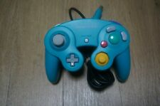 Super RARE GAME CUBE controller EMERALD Green Blue Wii From Japan Wii