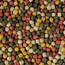 Koifutter Mix 15 kg *4 Sorten Multi Mix* Spirulina Weizenkeime, Pelletgröße 6mm