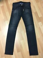 Men Diesel BELTHER Stretch Denim 0684P DARK BLUE Slim W28 L32 H6 RRP£150