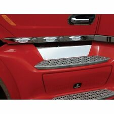 Peterbilt 579 Front Step Trim, Stainless Steel