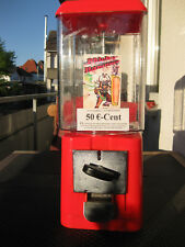 Kaugummiautomat 50 Cent / Neu