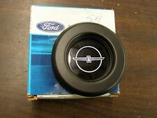 NOS 1983 Ford Thunderbird Steering Wheel Center Emblem Ornament T-Bird OEM