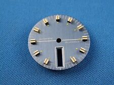 Blank Wrist Watch Dial -Automatic- 26mm -Swiss Made- Blue -25 Jewels- #300