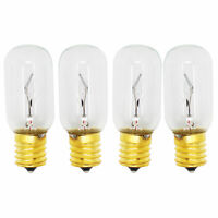 4x Light Bulb for LG AP4457321 Microwave