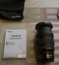 Nikon NIKKOR Z 24-70mm f/2.8 S Standard Camera Lens - Black