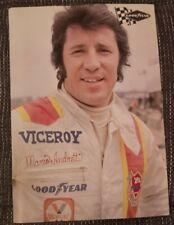Mario Andretti original Autogramm auf Bild,autograph,Formel 1, Indy Car