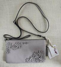 Jessica Simpson Grey Purse - Handbag - Clutch - New with Tags - Adjustable Strap