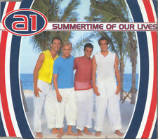 A1 - Summertime Of Our Lives - CD Single