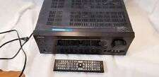 Onkyo TX-SR603X AMP 7-channel home theater receiver bundle original box REMOTE