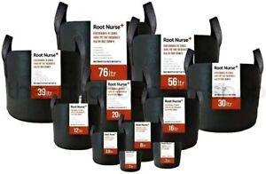 root nurse fabric pots various sizes fast dispatch discrete packaging UK seller