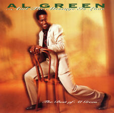 Al Green ‎– ... And The Message Is Love - The Best Of Al Green CD NEW
