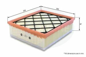 ENGINE AIR FILTER AIR ELEMENT COMLINE FOR VOLVO S80 2.5 L EAF561