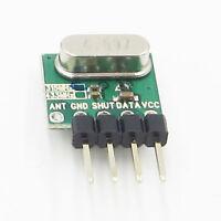 115dBm S HPD8406M 433MHz ASK Superheterodyne Receiver Module Precise 3.0 ~ 5.5V