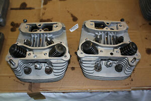 Harley Evolution motor heads + hardware 1985 FXR FXRT FXRD Evo FL Dyna EPS21879