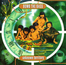 Bomb The Bass – Unknown Territory - CD 1991