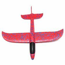 10X(EPP Foam Hand Throw Airplane Outdoor Launch Glider Plane Kids Gift Toy 48CM