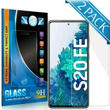 Tempered Glass Screen Protector Cover For Samsung Galaxy S20 FE 5G 2020