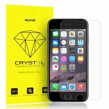 Apple iPhone 7 Screen Protector, Nuvio Crystal Premium Tempered Glass
