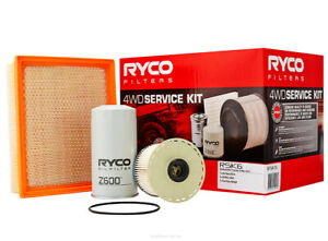 Ryco 4x4 Filter Service Kit RSK6 fits Holden Colorado 3.0 TD (RC), 3.0 TD 4x4...