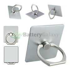 50X Universal 360° Rotating Ring Finger Stand Phone Holder For iPhone Samsung