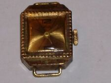 Old ladies wristwatch LUCH.Made in USSR.many preserved.REPAIR OF LIGHT.