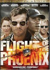 Flight Of The Phoenix (DVD, 2004) NEW, Sealed, Dennis Quaid, Giovanni Ribisi