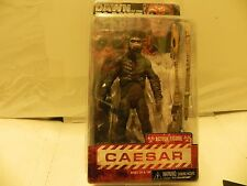 "DAWN OF THE PLANET OF THE APES CAESAR WITH WAR PAINT BY NECA 7"" FIGURE"