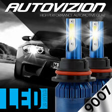 AUTOVIZION LED HID Headlight  kit 9007 HB5 6000K for 1998-2001 Mazda B2500