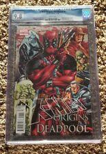 X-MEN ORIGINS DEADPOOL #1 - Mark Brooks homage cover - CGC 9.8