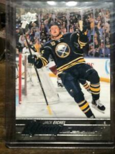 JACK EICHEL 15-16  YOUNG GUNS ROOKIE UPPERDECK - PACK TO SLEAVE RC