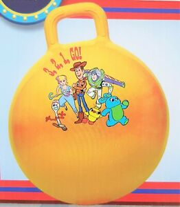 New Licensed Disney TOY STORY Bouncy Hopper Ball for Indoor/Outdoor Active Play