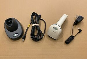 Honeywell Xenon 1902 2D USB Bluetooth HID Scanner +AC Adapter +1 YEAR WARRANTY!