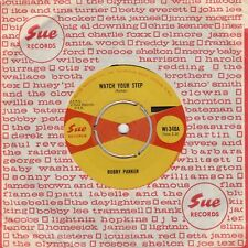 Bobby Parker Watch Your Step Sue Demo WI-340 Soul Northern Rocksteady