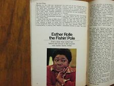 June 29-1974 TV Guide(ESTHER ROLLE/JOHN AMOS/GOOD TIMES/APPLE'S WAY/TONY ORLANDO