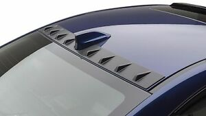 Subaru OEM Vortex Generator 2017-2020 WRX & STI E751SVA010 Genuine FOR Starlink