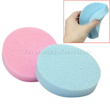Hot Sale Soft Facial Washing Face Deep Cleaning Cosmetic Cleansing Sponge Puff