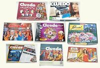 New Cluedo Board Game 2008 DVD Turkish Super Sleuth 1995 Super Classic Mysteries