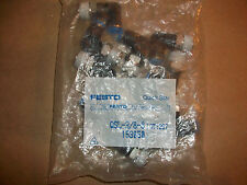 10pc  Festo Push to Connect Fitting  QSL-3/8-8  NEW   90 Degree