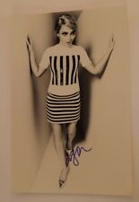 AnnaSophia Robb Signed Autographed 12x18 Photo The Carrie Diaries COA VD