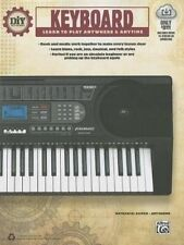 DiY (Do it Yourself) Keyboard: Learn to Play Anywhere & Anytime, Book & Online A