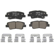 Disc Brake Pad Set Rear Federated D1544C
