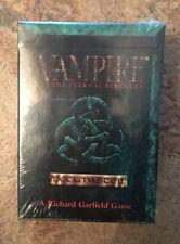 Vampire The Eternal Struggle Deckmaster Starter Deck Jyhad Card Game- Sealed