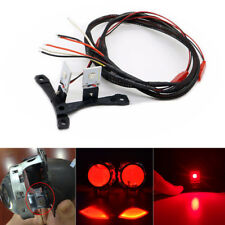 Bloody Red Demon Devil Eyes LED Light Module for Car Projector Headlight Lens 2x