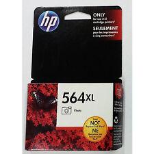 Genuine HP 564XL Photo Black Ink For Photo Smart D5460 D5463 D5468 D7500 D7560